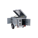 Dog Trailer, Padraic O Haire Trailers