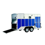 Ifor Williams Double HB510XL